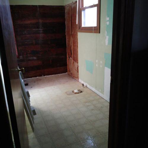 Shower - Before