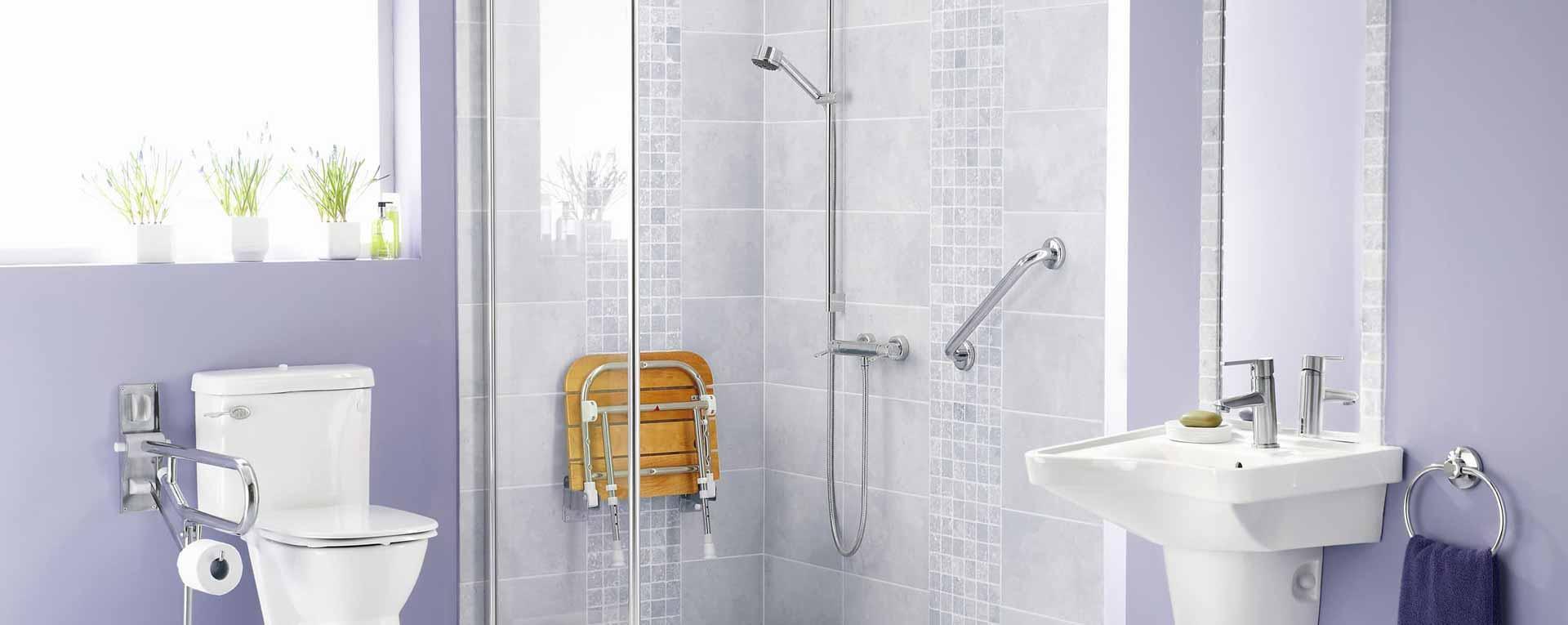 Senior Bathroom Safety